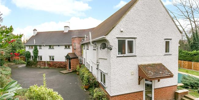 Guide Price £1,675,000, 5 Bedroom Detached House For Sale in Rickmansworth, WD3