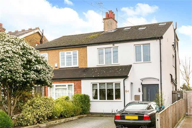 Guide Price £950,000, 5 Bedroom Semi Detached House For Sale in Northwood, HA6