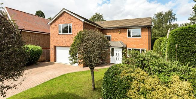 Guide Price £1,095,000, 5 Bedroom Detached House For Sale in Hertfordshire, WD17