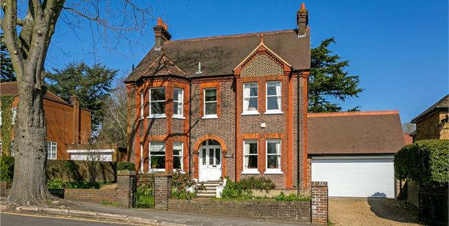 Price on Application, 6 Bedroom Detached House For Sale in Hertfordshire, WD3