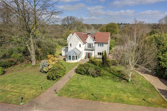 Price on Application, 6 Bedroom Detached House For Sale in Kings Langley, WD4