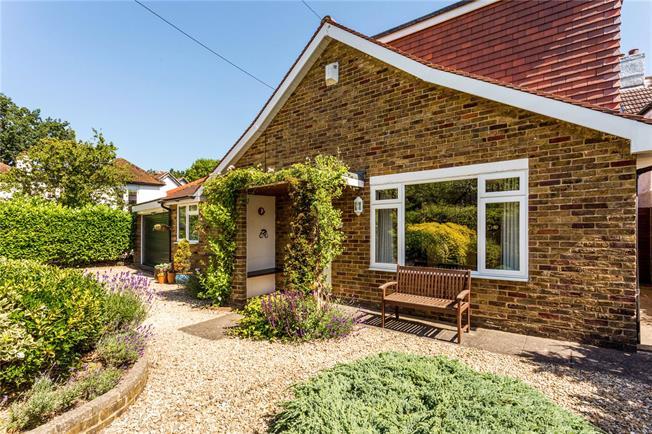 Guide Price £700,000, 3 Bedroom Bungalow For Sale in Harefield, Uxbridge, UB9