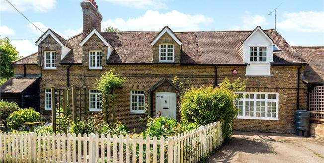Guide Price £800,000, 3 Bedroom House For Sale in Kings Langley, WD4