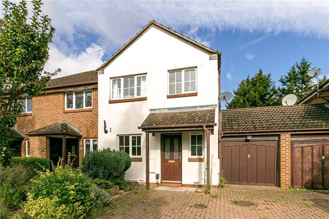 Guide Price £500,000, 3 Bedroom End of Terrace House For Sale in Rickmansworth, WD3