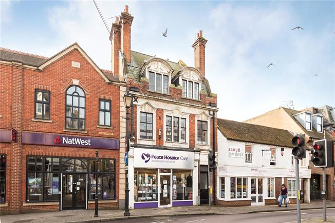 Guide Price £265,000, 1 Bedroom Flat For Sale in Rickmansworth, WD3