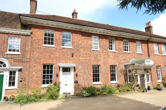 Guide Price £1,495,000, 5 Bedroom Terraced House For Sale in Sandridgebury, AL3