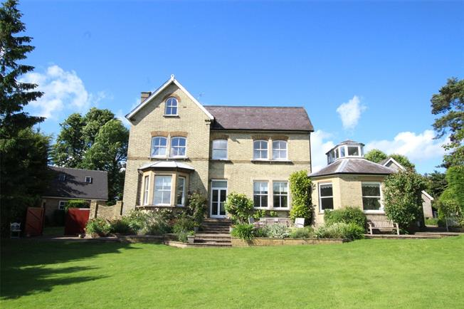 Guide Price £3,000,000, 6 Bedroom Detached House For Sale in Elstree, WD6