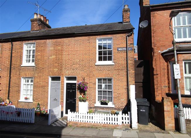 Guide Price £525,000, 2 Bedroom Terraced House For Sale in St. Albans, AL1