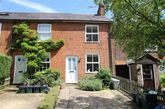 Guide Price £475,000, 2 Bedroom Terraced House For Sale in St. Albans, AL3