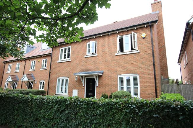 Guide Price £675,000, 4 Bedroom Detached House For Sale in St. Albans, AL2