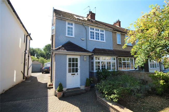 Guide Price £750,000, 5 Bedroom Terraced House For Sale in St. Albans, AL4