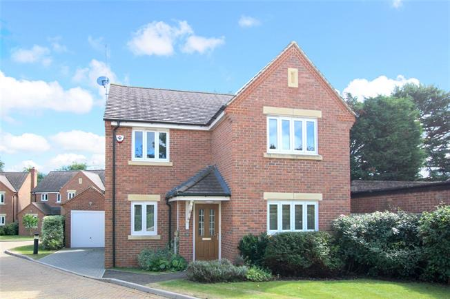 Guide Price £700,000, 4 Bedroom Detached House For Sale in St. Albans, AL2