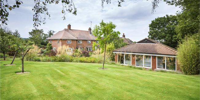 Guide Price £2,500,000, 6 Bedroom Detached House For Sale in Hertfordshire, SG3