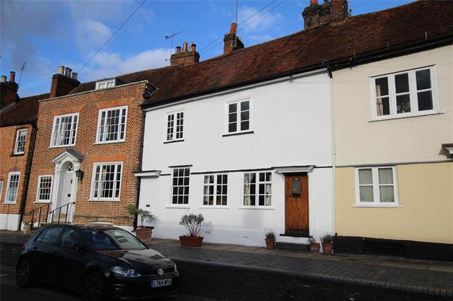 Guide Price £1,195,000, 4 Bedroom Terraced House For Sale in Hertfordshire, AL3