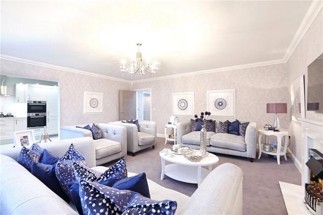 Asking Price £750,000, 3 Bedroom Flat For Sale in St Albans, Hertfordshire, AL3