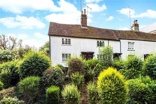Guide Price £695,000, 2 Bedroom End of Terrace House For Sale in St. Albans, AL3