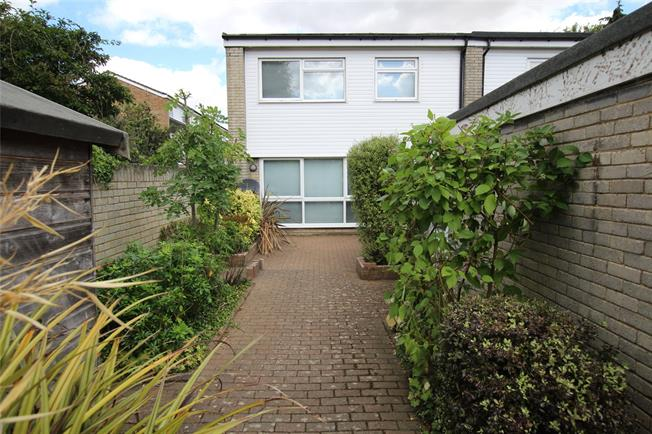 Guide Price £550,000, 3 Bedroom End of Terrace House For Sale in St. Albans, AL1