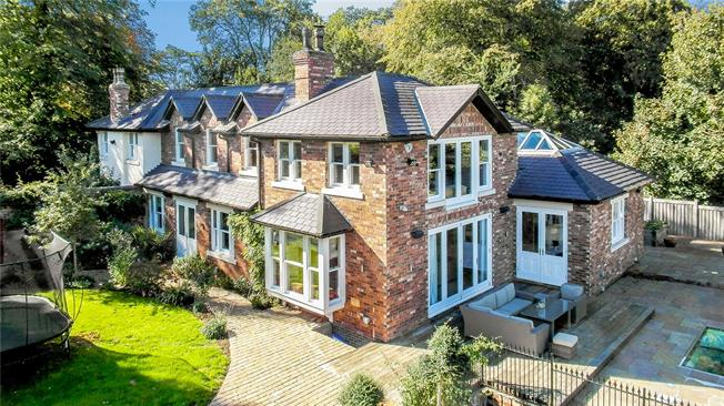 Guide Price £3,500,000, 6 Bedroom Detached House For Sale in St. Albans, AL3