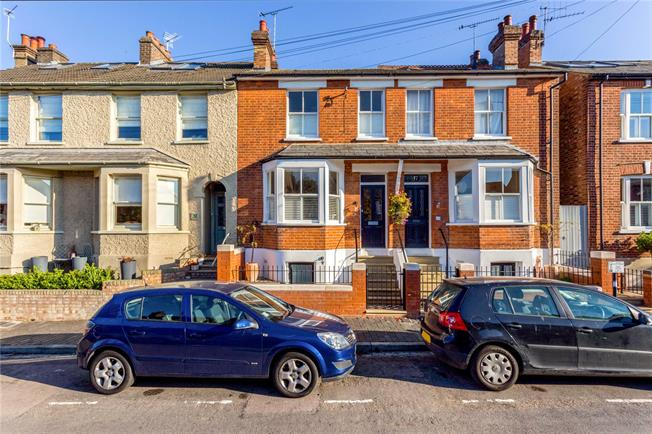 Guide Price £845,000, 3 Bedroom Terraced House For Sale in St. Albans, AL3