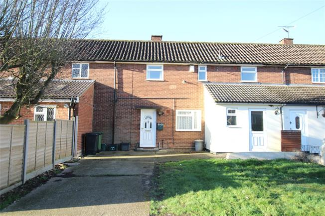 Guide Price £375,000, 3 Bedroom Terraced House For Sale in St. Albans, AL1