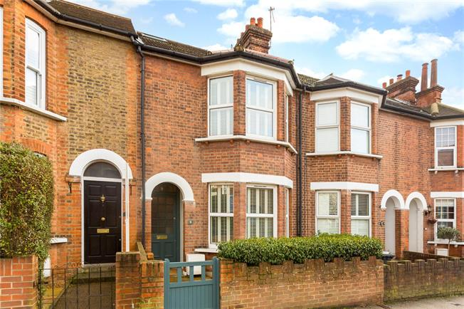 Guide Price £735,000, 3 Bedroom Terraced House For Sale in Hertfordshire, AL1