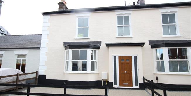 Guide Price £795,000, 3 Bedroom Semi Detached House For Sale in Hertfordshire, AL3