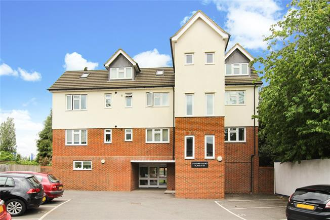 Guide Price £225,000, 1 Bedroom Flat For Sale in St. Albans, AL4