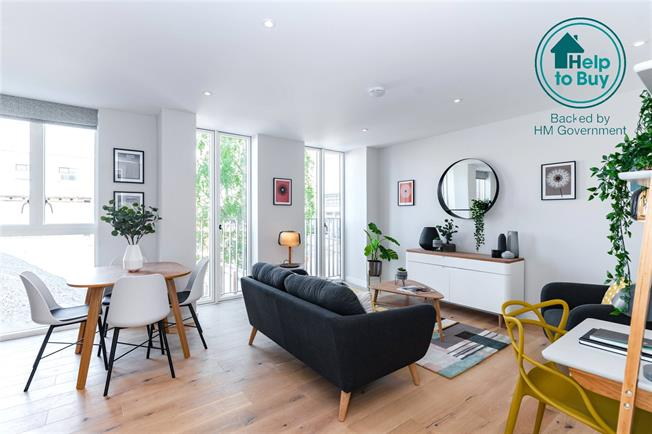 Offers in the region of £320,000, 1 Bedroom Flat For Sale in St Albans, Hertfordshire, AL1