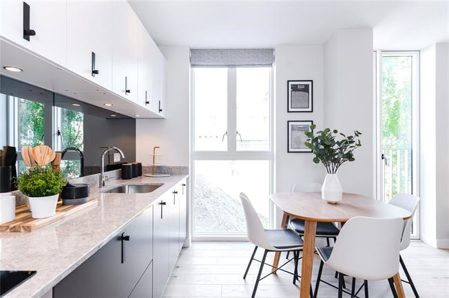 Asking Price £325,000, 1 Bedroom Flat For Sale in St. Albans, AL1