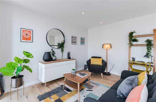 Asking Price £335,000, 1 Bedroom Flat For Sale in St. Albans, AL1