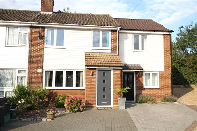 Guide Price £450,000, 3 Bedroom Terraced House For Sale in St. Albans, AL4