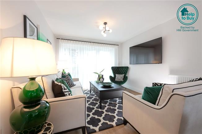 Asking Price £600,000, 2 Bedroom Flat For Sale in St Albans, Hertfordshire, AL1