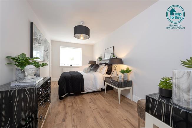 Asking Price £450,000, 2 Bedroom Flat For Sale in St Albans, Hertfordshire, AL1