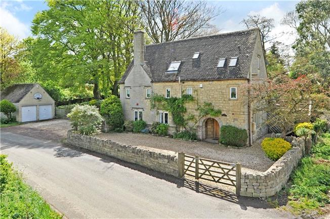 Asking Price £775,000, 5 Bedroom Detached House For Sale in Standish, GL10