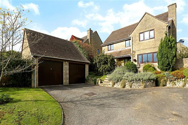 Offers in excess of £450,000, 4 Bedroom Detached House For Sale in Chalford, GL6