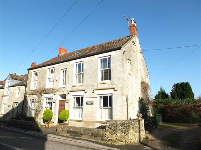 Guide Price £825,000, 5 Bedroom Semi Detached House For Sale in Badminton, Gloucestershir, GL9