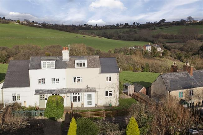 Guide Price £295,000, 3 Bedroom Semi Detached House For Sale in Stroud, Gloucestershire, GL6
