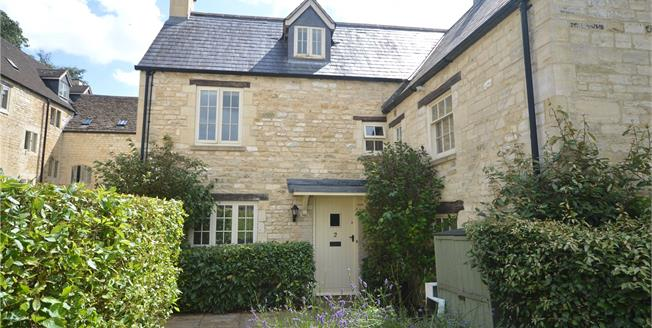 Asking Price £295,000, 3 Bedroom Terraced House For Sale in Minchinhampton, GL6
