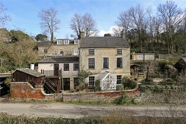 Offers in excess of £420,000, 4 Bedroom Detached House For Sale in Stroud, Gloucestershire, GL5
