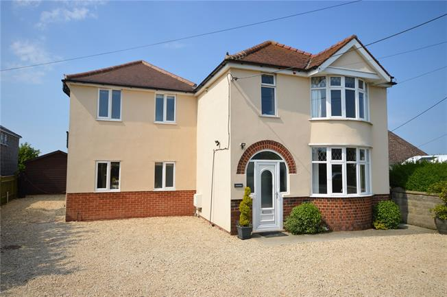 Asking Price £485,000, 5 Bedroom Detached House For Sale in Eastington, GL10
