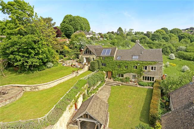 Asking Price £1,400,000, 6 Bedroom Detached House For Sale in Chalford, GL6