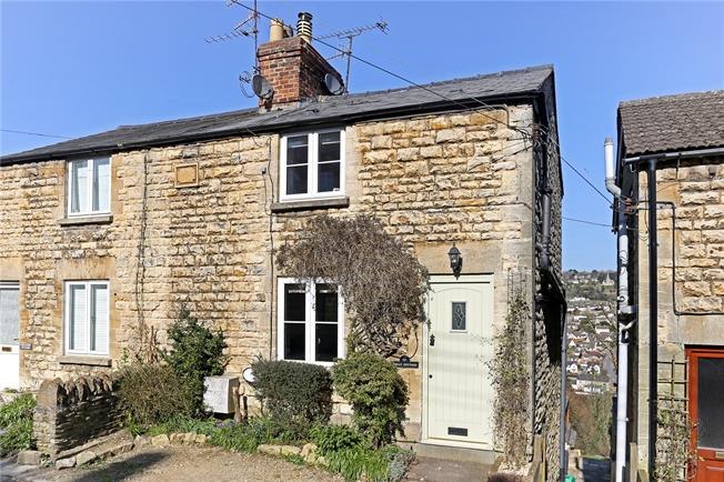Offers in excess of £300,000, 2 Bedroom Semi Detached House For Sale in Stroud, GL5