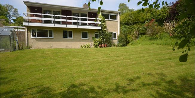 Guide Price £495,000, 4 Bedroom Detached House For Sale in Stroud, Gloucestershire, GL5
