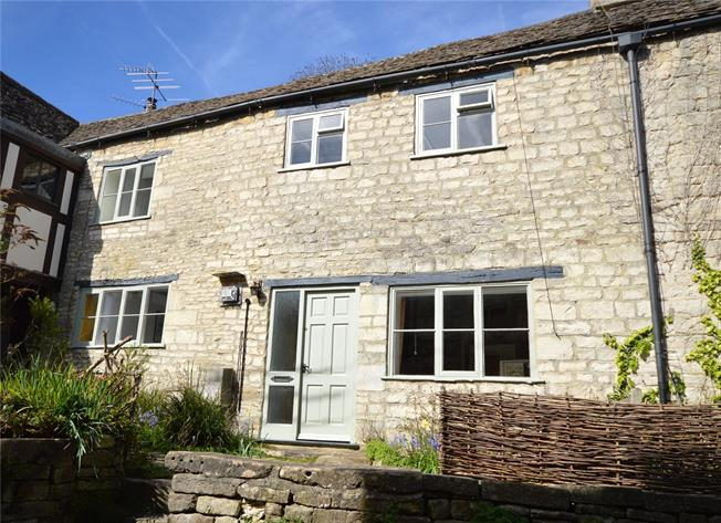 Asking Price £249,000, 2 Bedroom Terraced House For Sale in South Woodchester, GL5