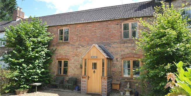 Offers in excess of £275,000, 2 Bedroom Terraced House For Sale in Frampton on Severn, GL2