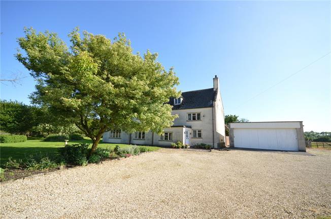 Asking Price £650,000, 4 Bedroom Detached House For Sale in Nastend, GL10