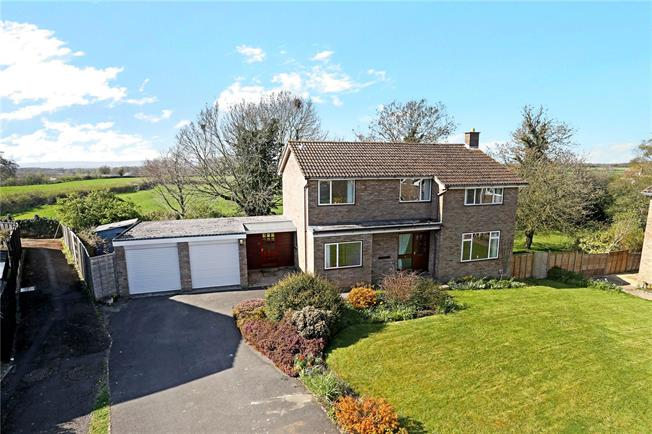 Asking Price £445,000, 4 Bedroom Detached House For Sale in Coaley, GL11