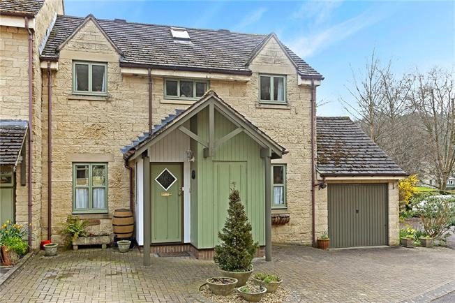 Offers in excess of £275,000, 3 Bedroom Terraced House For Sale in Chalford, GL6