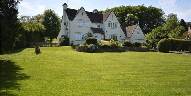 Offers in excess of £750,000, 5 Bedroom Detached House For Sale in Stroud, Gloucestershire, GL5