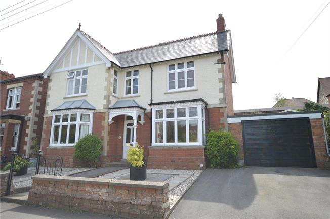 Asking Price £650,000, 5 Bedroom Detached House For Sale in Gloucestershire, GL5